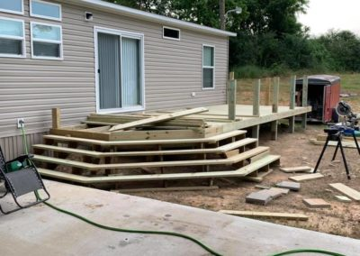 deck and patio contractor ocean springs ms