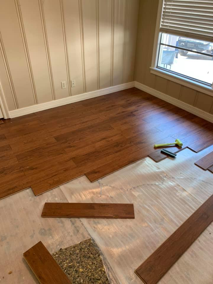 flooring services in brandon, ms